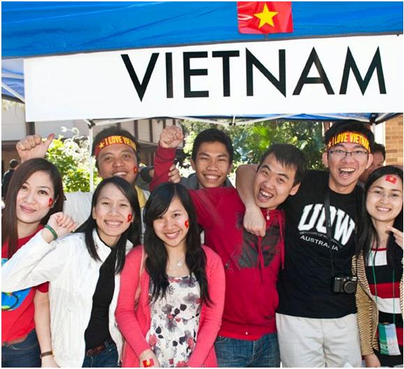 Hội sinh viên Việt Nam tại đại học Wollongong, Úc