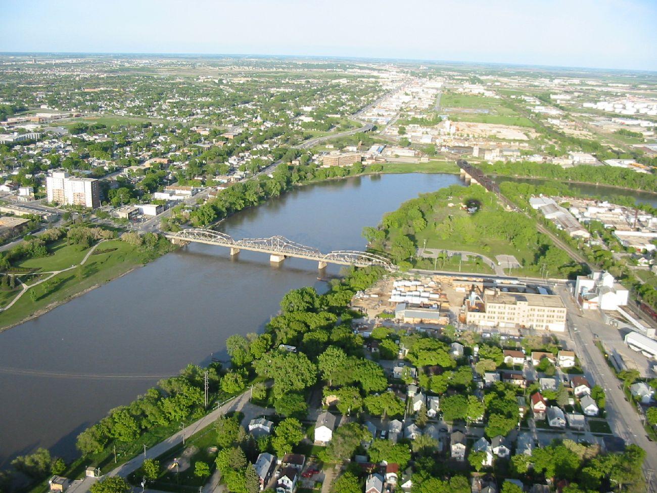 Winnipeg_Manitoba_Canada_Summer_View