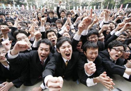 Học đại học ở Nhật Bản